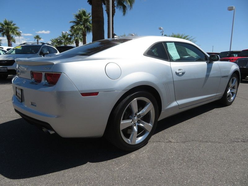 2010 Chevrolet Camaro 2dr Coupe 1SS - 17659369 - 10