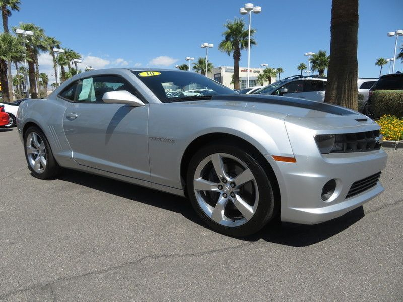 2010 Chevrolet Camaro 2dr Coupe 1SS - 17659369 - 2