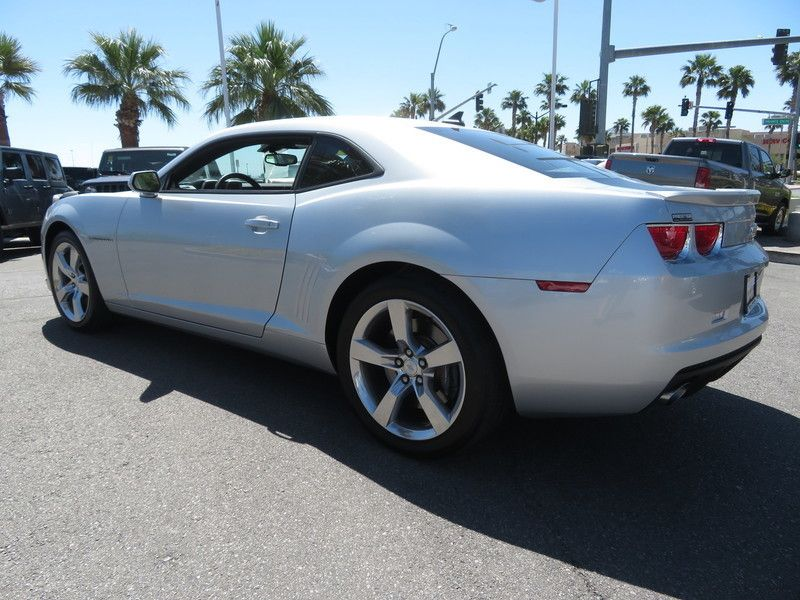 2010 Chevrolet Camaro 2dr Coupe 1SS - 17659369 - 8