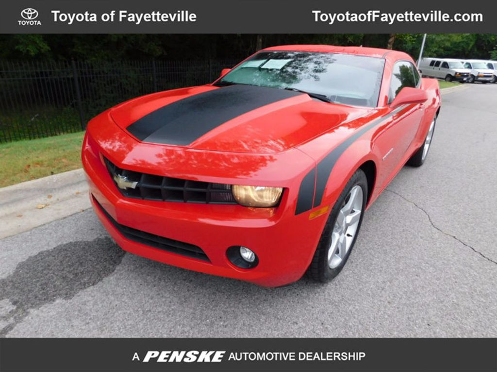 Dealer Video - 2010 Chevrolet Camaro 2dr Coupe 2LT - 16659284