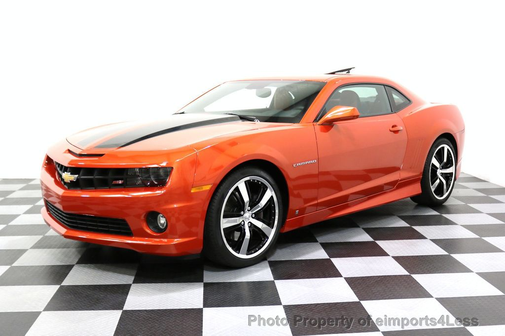 2010 Chevrolet Camaro CERTIFIED CAMARO 2SS RS SUNROOF BODY KIT - 17784946 - 12