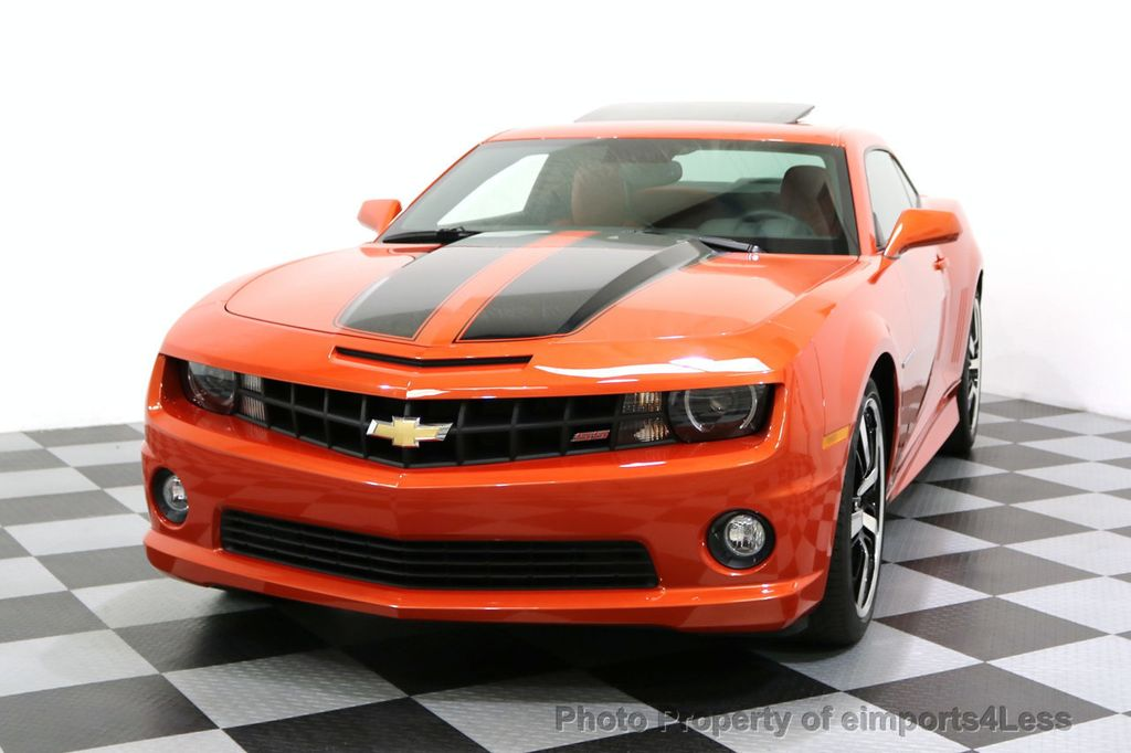 2010 Chevrolet Camaro CERTIFIED CAMARO 2SS RS SUNROOF BODY KIT - 17784946 - 28