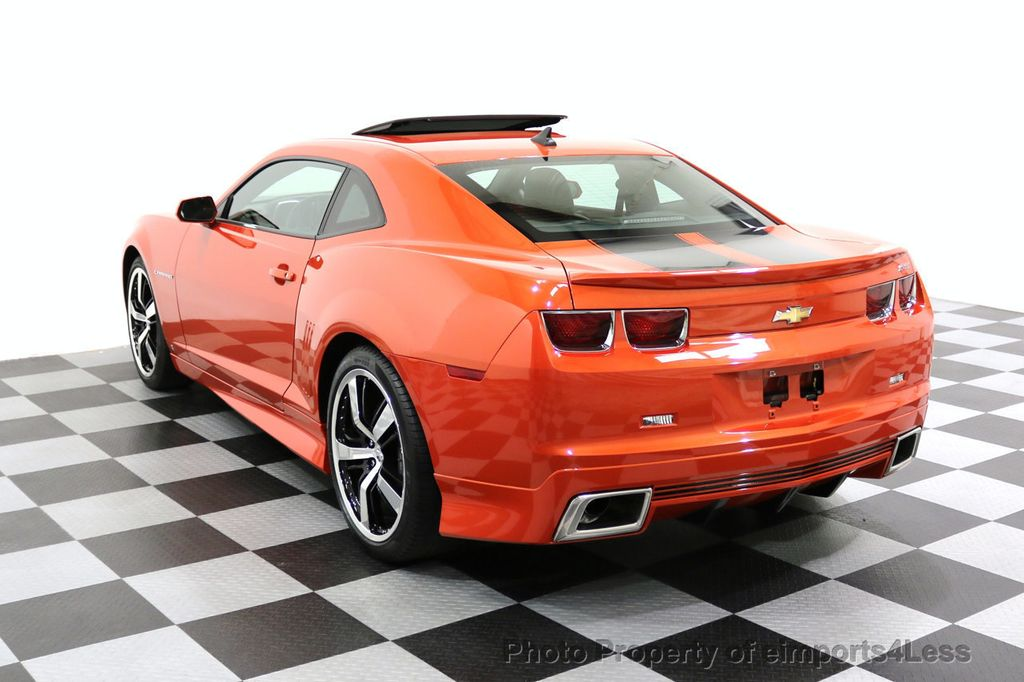 2010 Chevrolet Camaro CERTIFIED CAMARO 2SS RS SUNROOF BODY KIT - 17784946 - 30