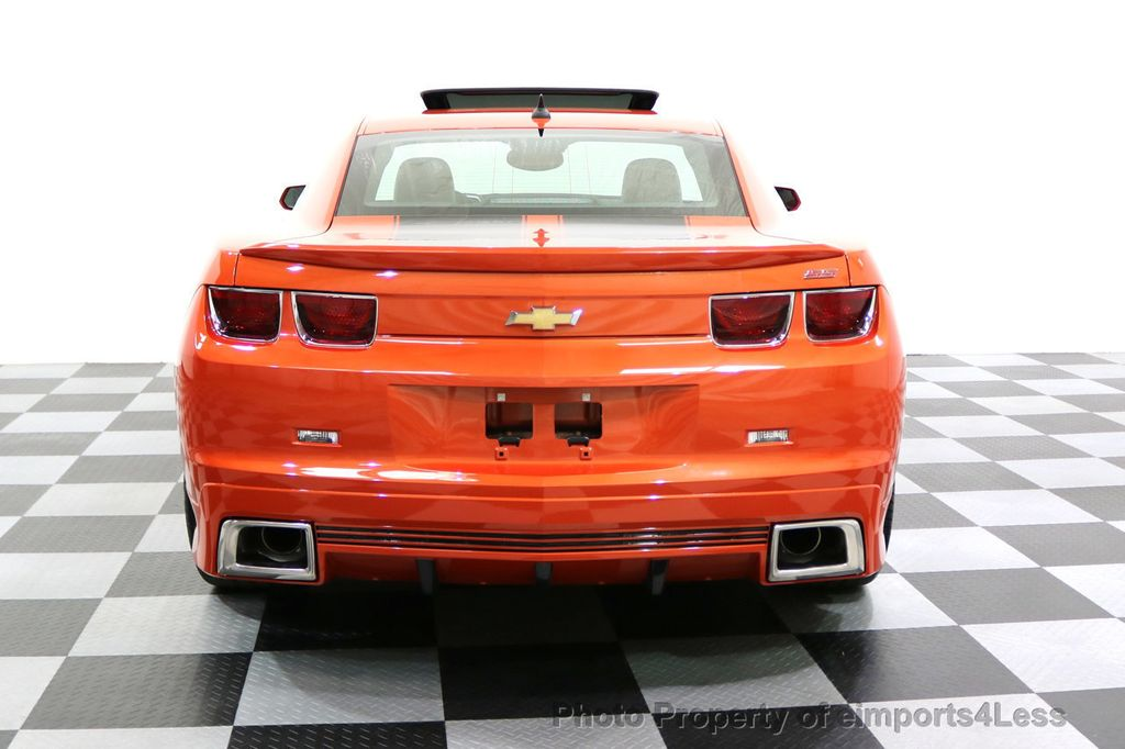 2010 Chevrolet Camaro CERTIFIED CAMARO 2SS RS SUNROOF BODY KIT - 17784946 - 31