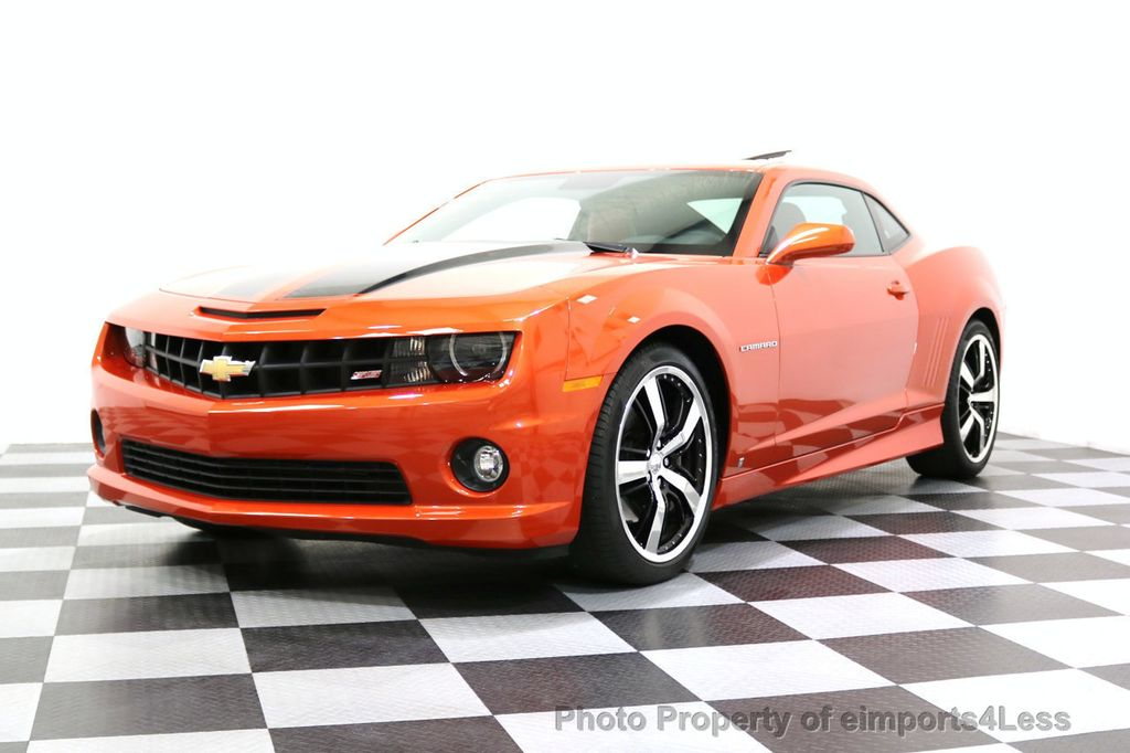 2010 Chevrolet Camaro CERTIFIED CAMARO 2SS RS SUNROOF BODY KIT - 17784946 - 46