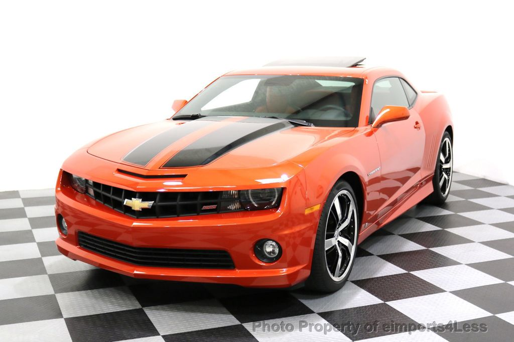 2010 Chevrolet Camaro CERTIFIED CAMARO 2SS RS SUNROOF BODY KIT - 17784946 - 47