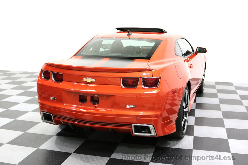 2010 Chevrolet Camaro CERTIFIED CAMARO 2SS RS SUNROOF BODY KIT - 17784946 - 50