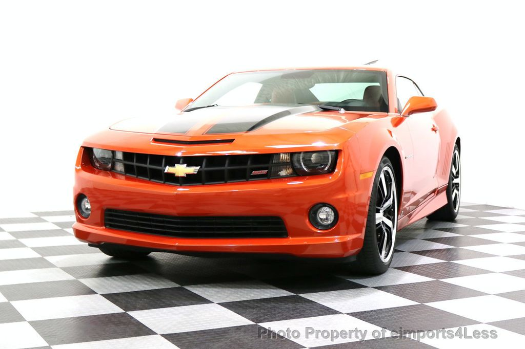 2010 Chevrolet Camaro CERTIFIED CAMARO 2SS RS SUNROOF BODY KIT - 17784946 - 55