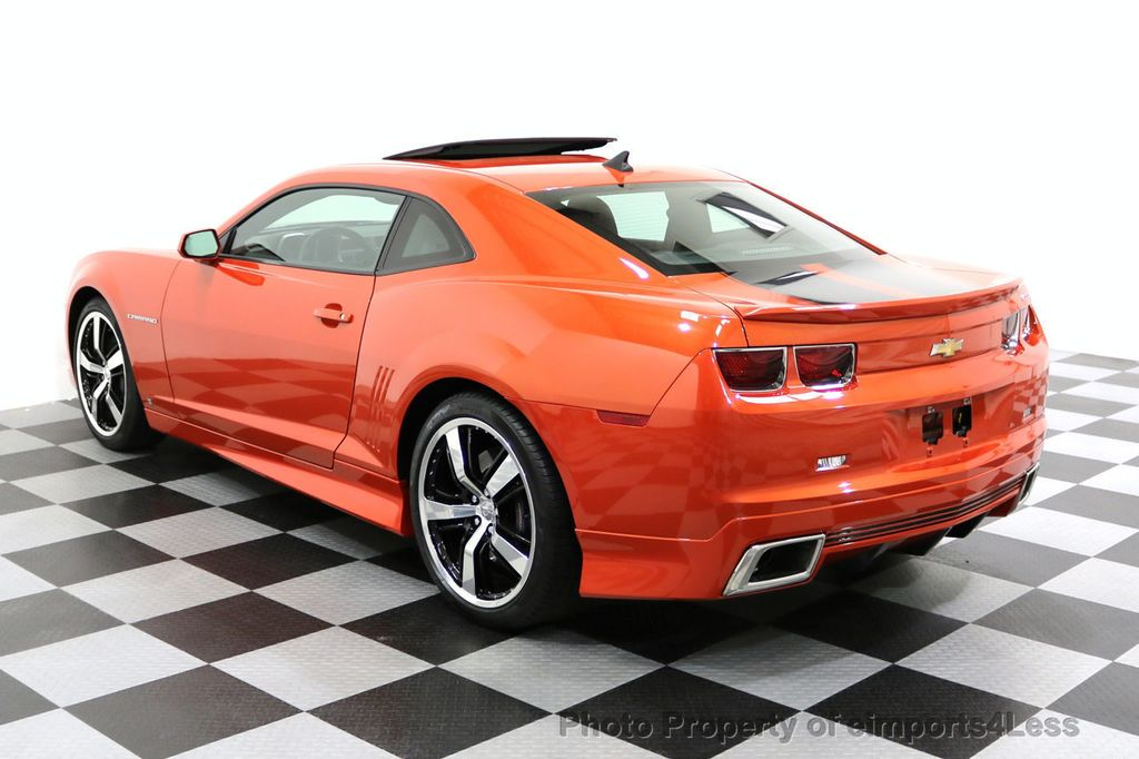 2010 Chevrolet Camaro CERTIFIED CAMARO 2SS RS SUNROOF BODY KIT - 17784946 - 56