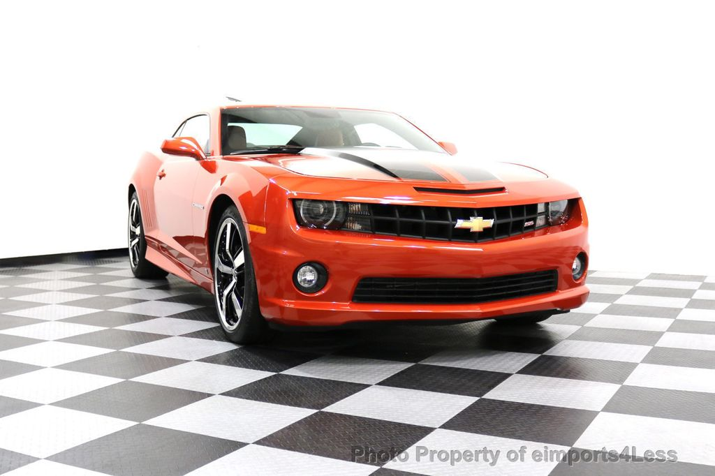 2010 Chevrolet Camaro CERTIFIED CAMARO 2SS RS SUNROOF BODY KIT - 17784946 - 58