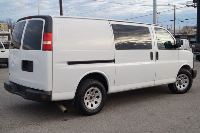 2010 Chevrolet Express 1500 Cargo 2010 CHEVROLET EXPRESS G1500 CARGO OFF LEASE 615-678-7444 - 16426379 - 7