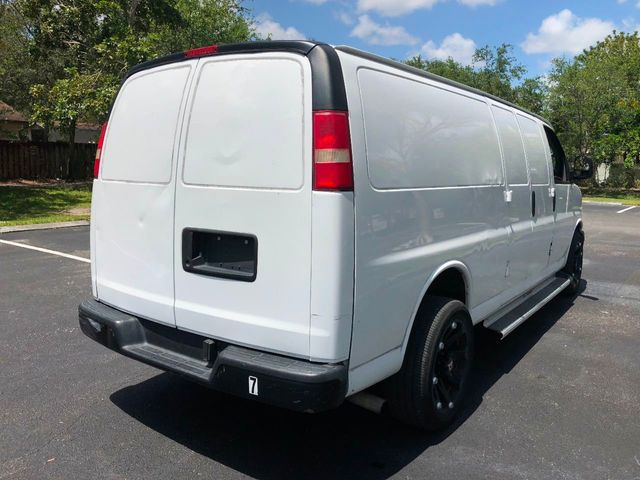 2010 Chevrolet Express 2500 Cargo  - Click to see full-size photo viewer