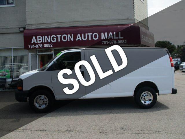 2010 Chevrolet Express 3500 Cargo