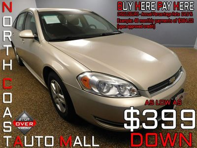 Used Chevrolet Impala At North Coast Auto Mall Serving