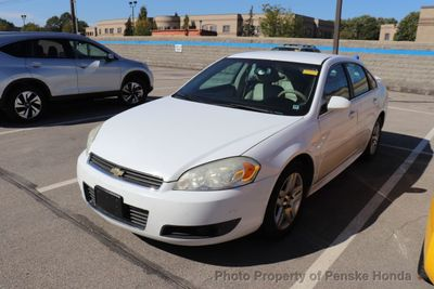2010 Chevrolet Impala 4dr Sedan LT - Click to see full-size photo viewer