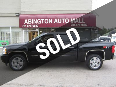 "2010 Chevrolet Silverado 1500 4WD Crew Cab 143.5"" LTZ - Click to see full-size photo viewer"