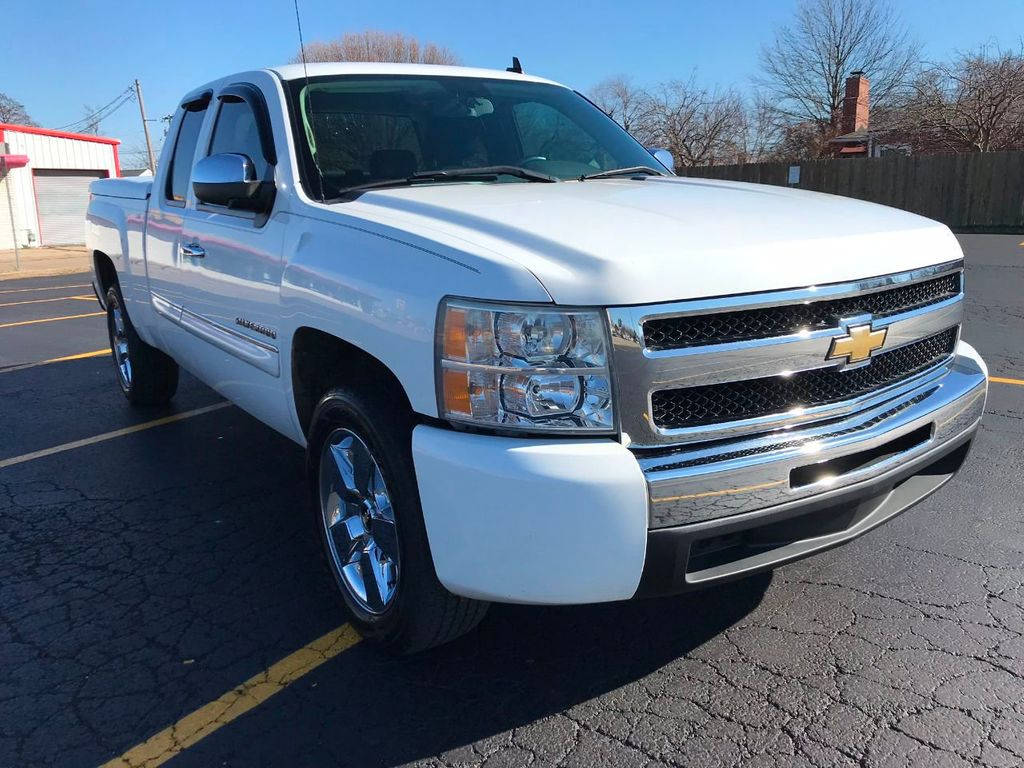 2010 Chevrolet Silverado 1500 One Owner ....New Tires... Clean - 18697286 - 0
