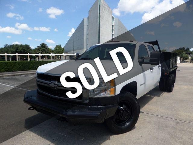 "2010 Chevrolet Silverado 3500HD 4WD Crew Cab 167"" DRW Work Truck"