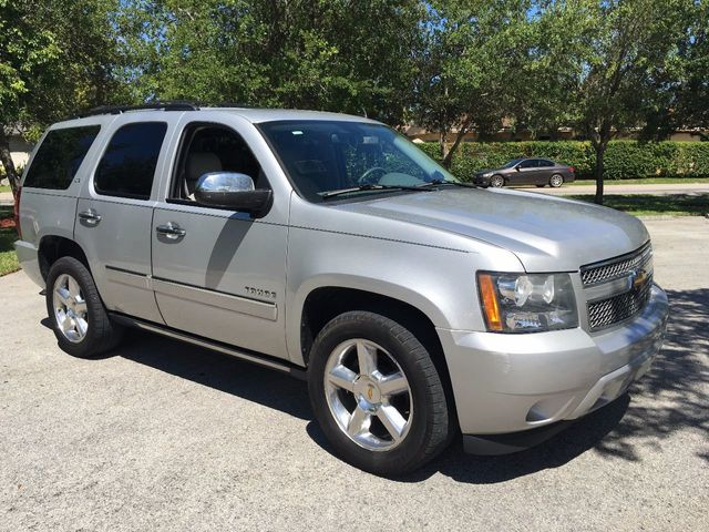 2010 Chevrolet Tahoe 2WD 4dr 1500 LTZ - Click to see full-size photo viewer