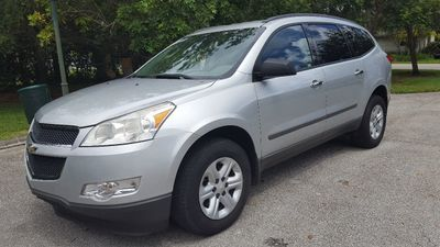 2010 Chevrolet Traverse FWD 4dr LS SUV