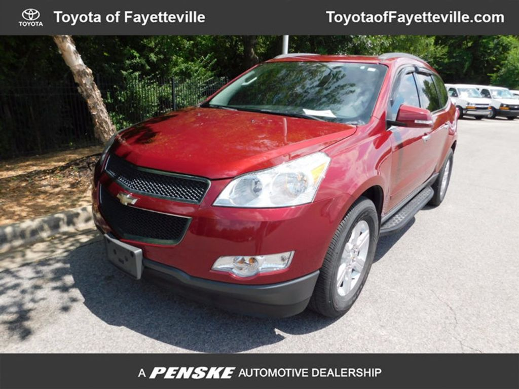 Dealer Video - 2010 Chevrolet Traverse FWD 4dr LT w/2LT - 16611301