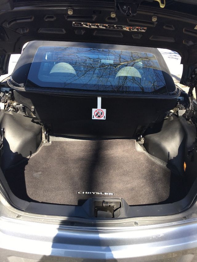 2010 Chrysler Sebring 2dr Convertible Touring - 16656238 - 10