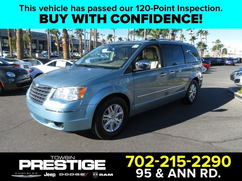 2010 Chrysler Town & Country 4dr Wagon Limited *Ltd Avail* - 17139783 - 0