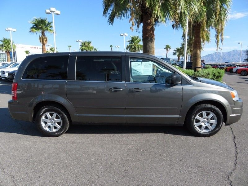 2010 used chrysler town country 4dr wagon lx at king of cars towbin dodge nv iid 16790493. Black Bedroom Furniture Sets. Home Design Ideas