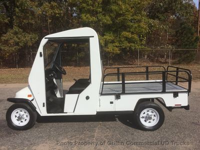 2010 COLUMBIA LSV UTILITY STREET LEGAL- TAX CREDIT PLUG IN ELECTRIC! REMOVABLE DOORS Truck
