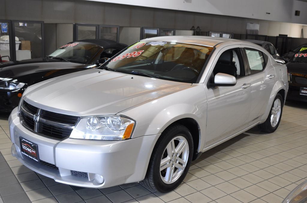 2010 Used Dodge Avenger 4dr Sedan R T At Allied Automotive Serving Usa Nj Iid 19736364