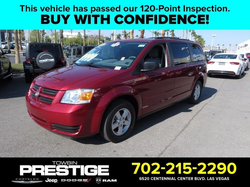 2010 Dodge Grand Caravan 4dr Wagon Hero - 16883232 - 0