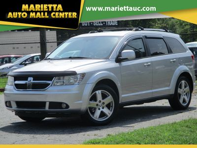 2010 Dodge Journey AWD 4dr SXT SUV