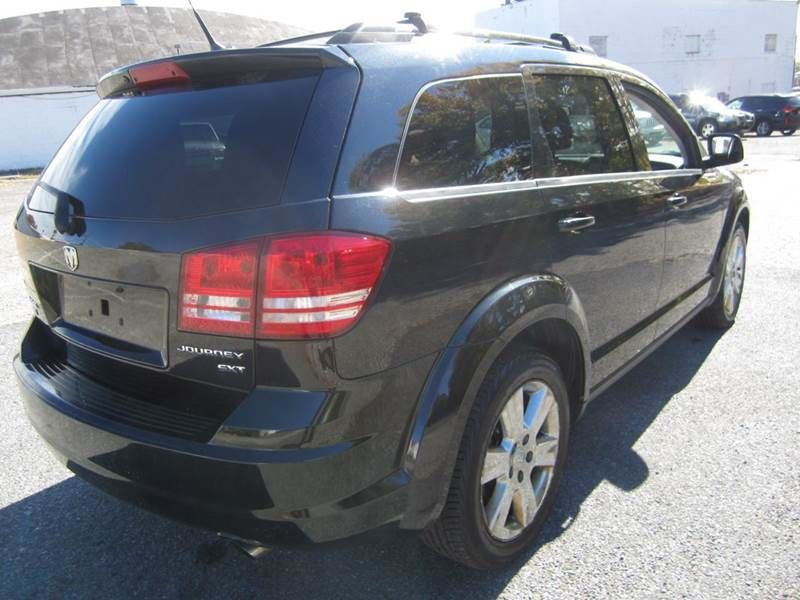 2010 used dodge journey awd sxt 3rd seat at contact us serving cherry hill nj iid 14319914. Black Bedroom Furniture Sets. Home Design Ideas