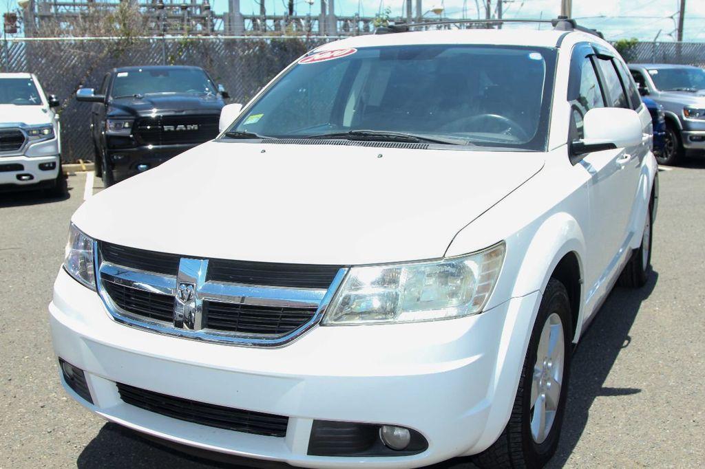 2010 Used Dodge Journey SXT at Triangle Chrysler Dodge ...