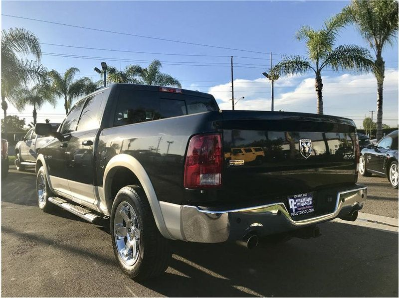 2010 Dodge Ram 1500 Crew Cab LARAMIE 5.7L HEMI 4X4 LEATHER NAV SUPER CLEAN - 18452065 - 10