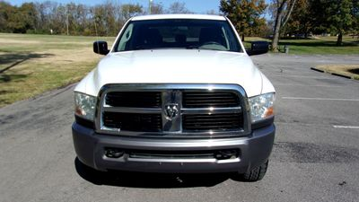 "2010 Dodge Ram 2500 4WD Crew Cab 149"" ST - Click to see full-size photo viewer"