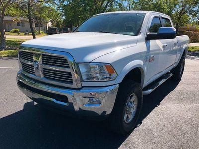 """2010 Dodge Ram 2500 4WD Crew Cab 149"""" TRX Truck"""