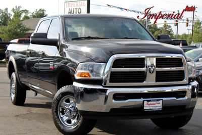 """2010 Dodge Ram 2500 4WD Crew Cab 169"""" SLT - Click to see full-size photo viewer"""