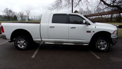 "2010 Dodge Ram 2500 4WD Mega Cab 160.5"" Laramie - Click to see full-size photo viewer"