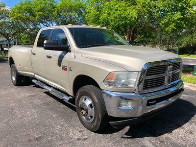 "2010 Dodge Ram 3500 4WD Crew Cab 169"" SLT Truck"