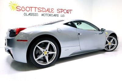 2010 Ferrari 458 ITALIA * ONLY 9K Miles...Front Lift - Click to see full-size photo viewer