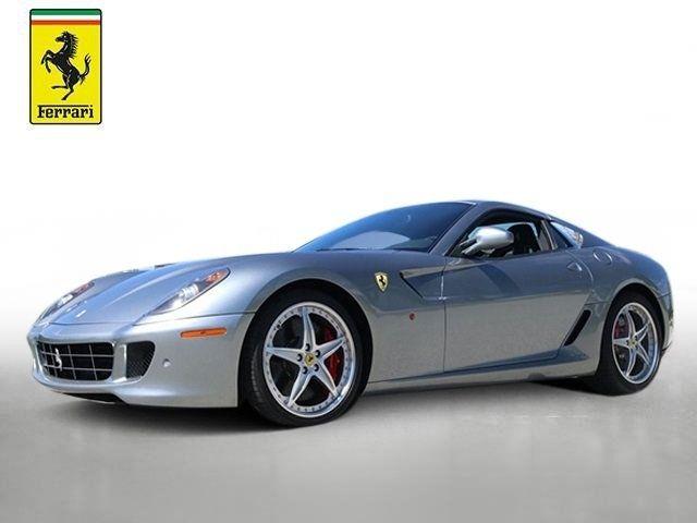 2010 Ferrari 599 GTB Fiorano 2dr Coupe - 14127981 - 0