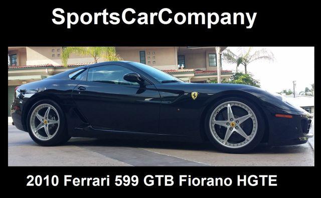 2010 Used Ferrari 599 Gtb Fiorano Hgte 599 Gtb Fiorano Hgte At