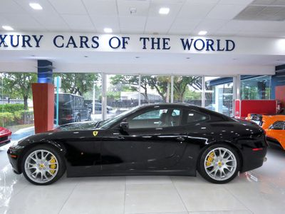2010 Ferrari 612 Scaglietti with OTO Package Coupe