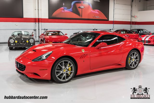 2010 Ferrari California 2dr Convertible - Click to see full-size photo viewer