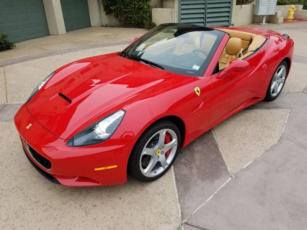 2010 Ferrari California 2dr Convertible - 18398625 - 1