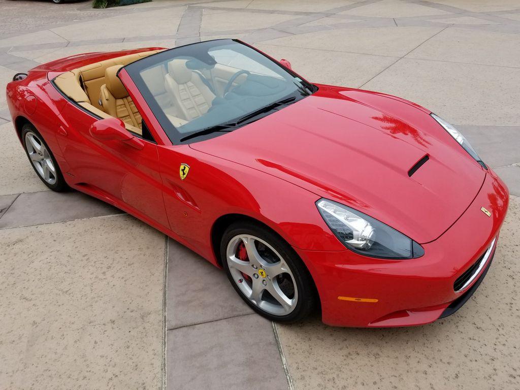 2010 Ferrari California 2dr Convertible - 18398625 - 2