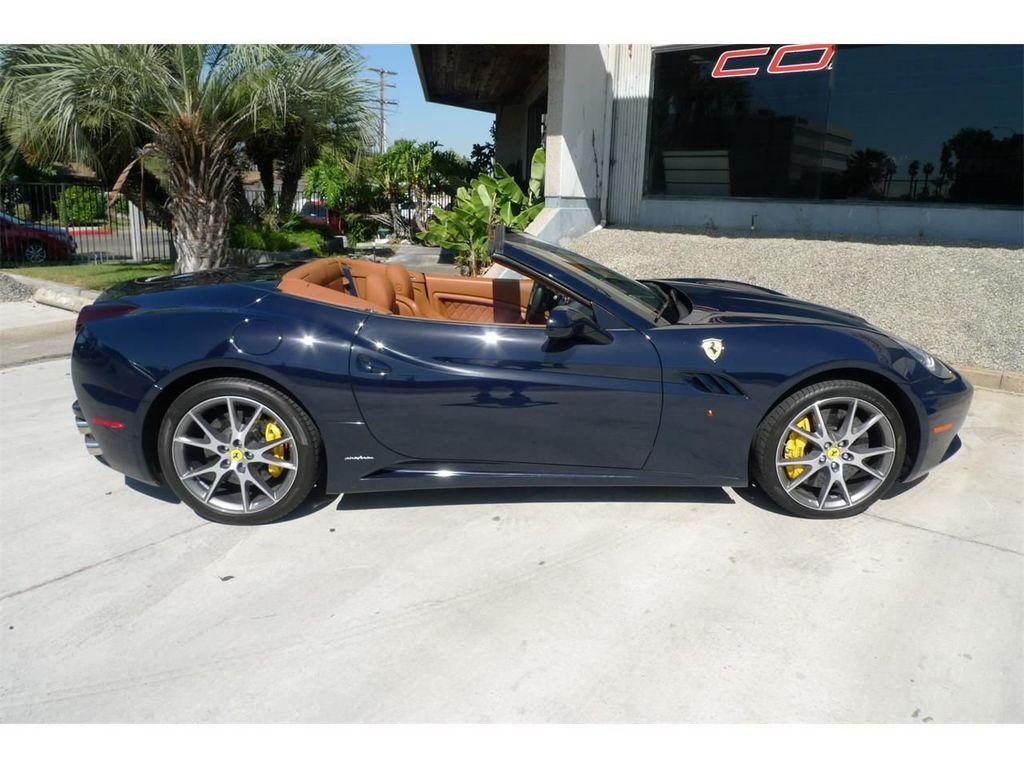 2010 Used Ferrari California 2dr Convertible at WeBe Autos ...