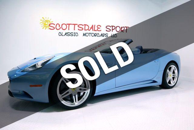 2010 Ferrari California * ONLY 5K Miles...Special Order