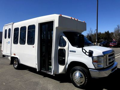 2010 Ford E350 Diamond Non-CDL Wheelchair Bus For Sale